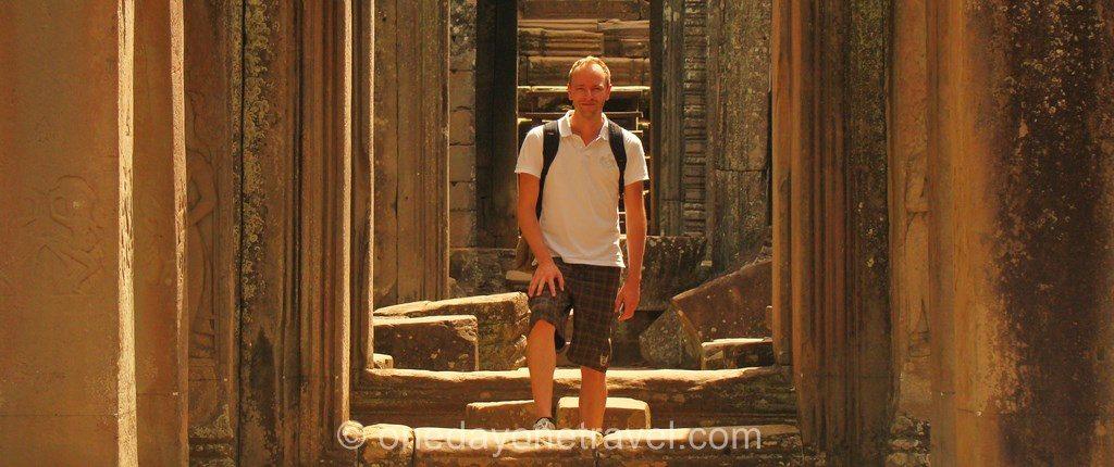 Bayon Angkor temple Richard blog Voyage