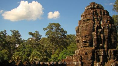 Photo of Visite de Angkor Thom en mode randonnée – Voyage à Angkor au Cambodge