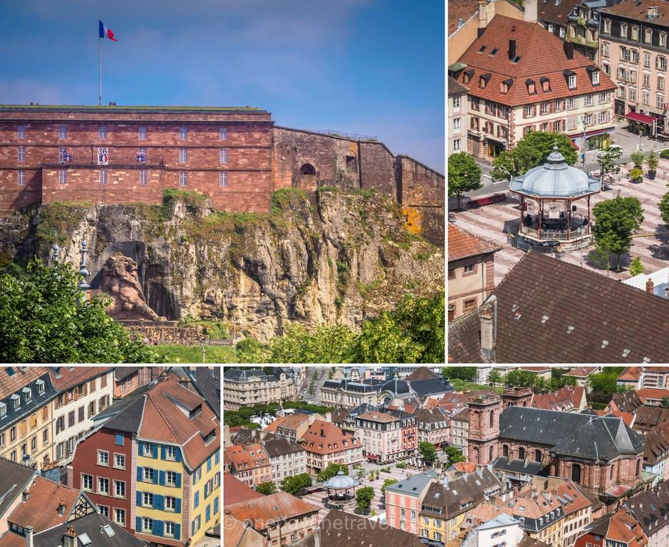 Belfort cidatelle bourgogne franche comté blog voyage