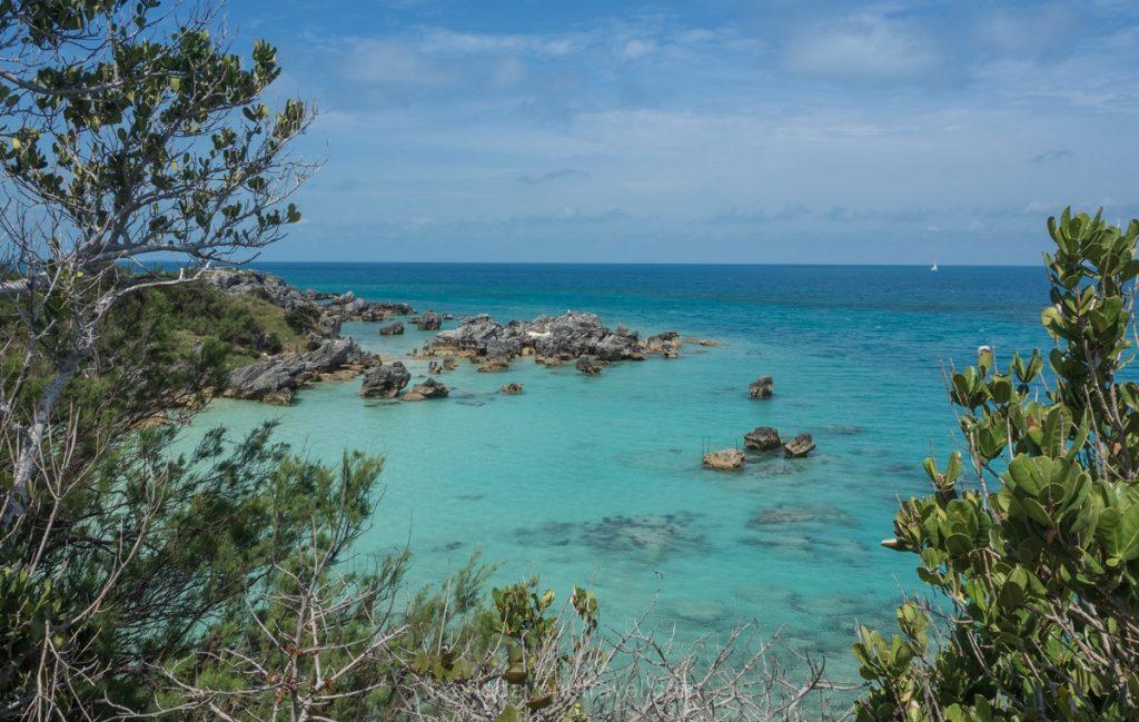 Bermuda Bermudes plages de rêve
