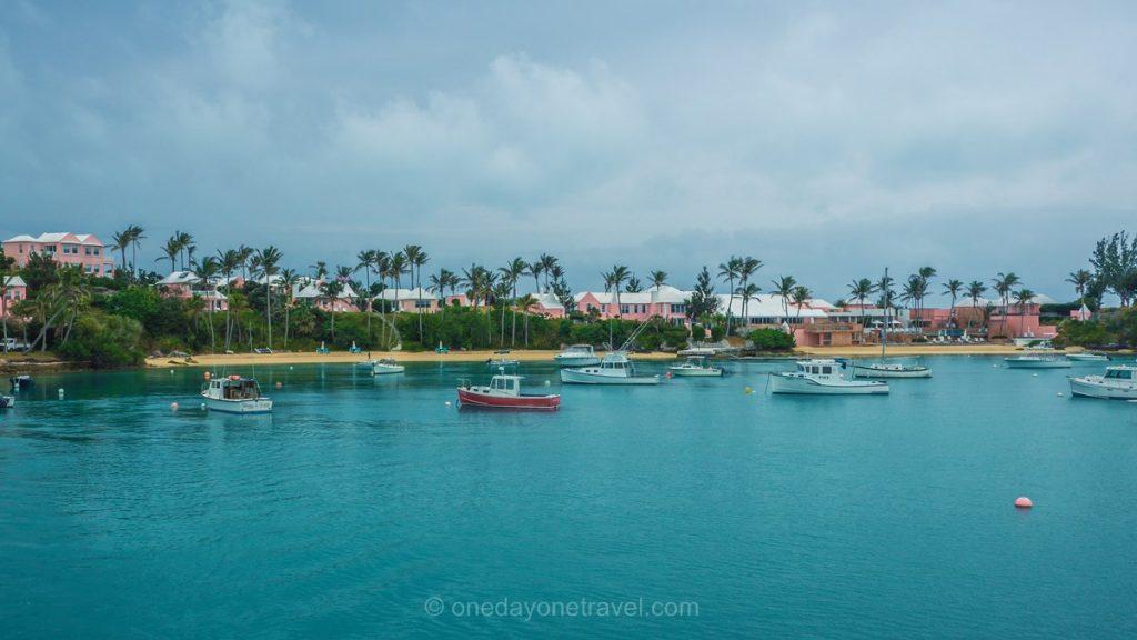 où dormir aux Bermudes