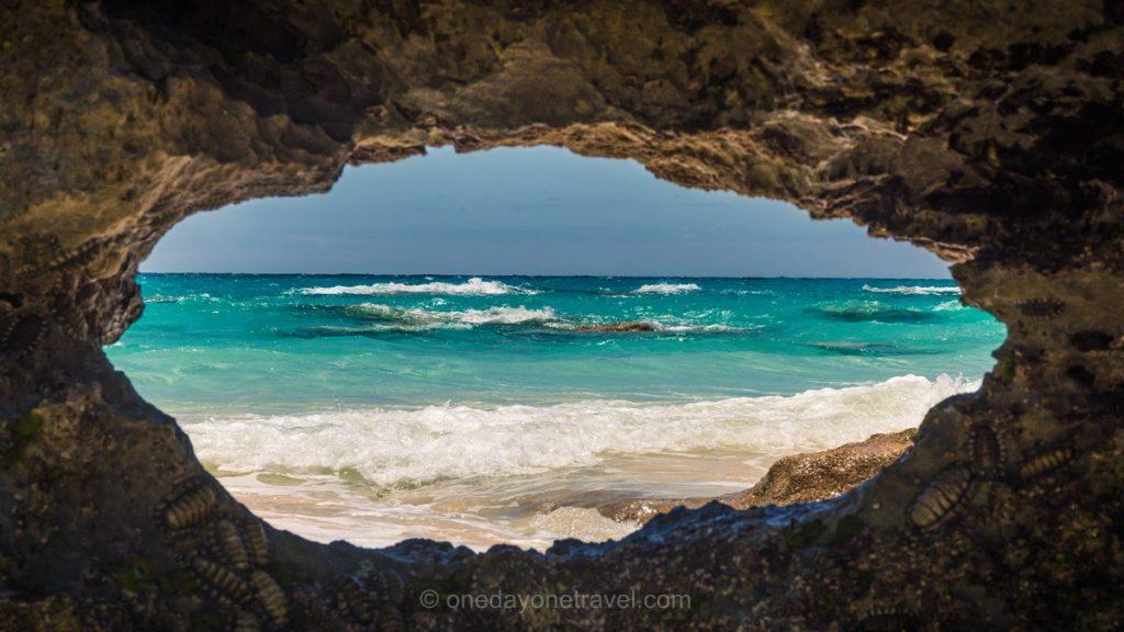 plage de rêve Bermudes
