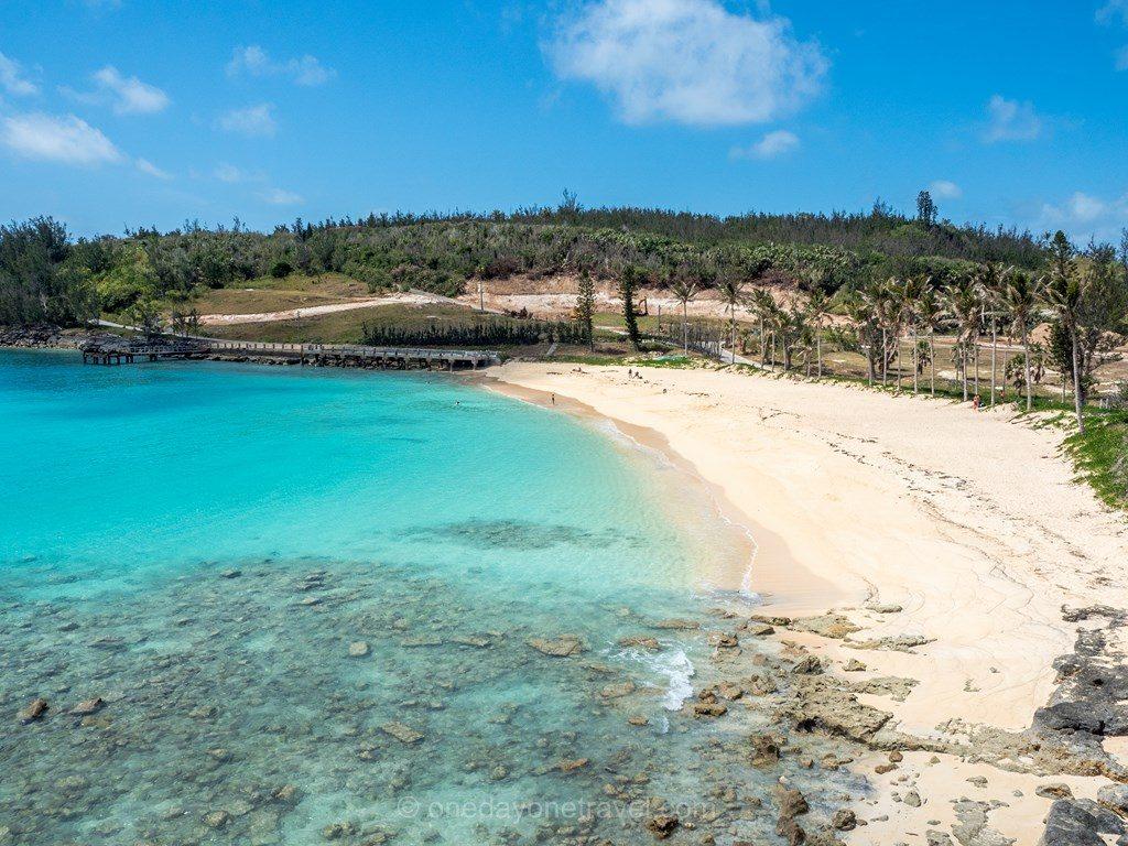 plage paradisiaques aux Bermudes Blog Voyage OneDayOneTravel