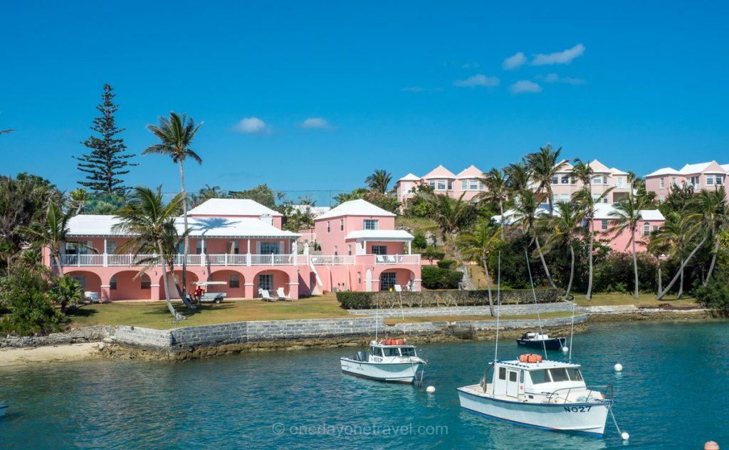 Bermudes hotel