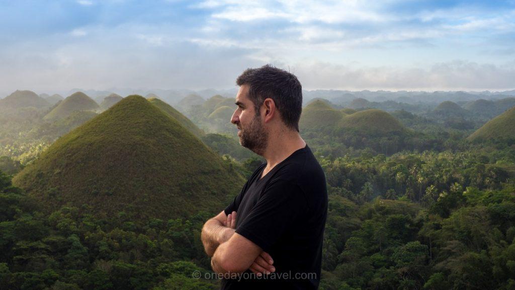 Bohol Loboc Chocolate Hills Franck