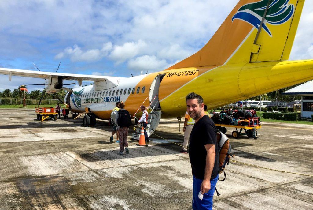Bohol blog voyage aéroport Cebu