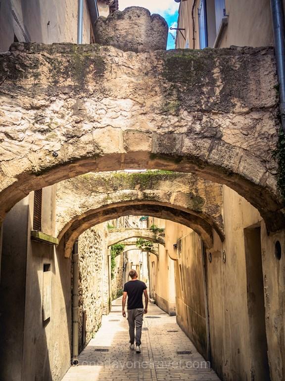 Camargue village