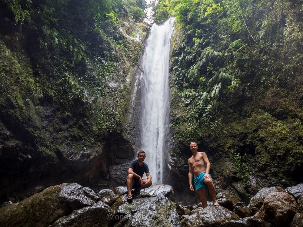 Casaroro cascacade Franck Richard Philippines Ile de Negros
