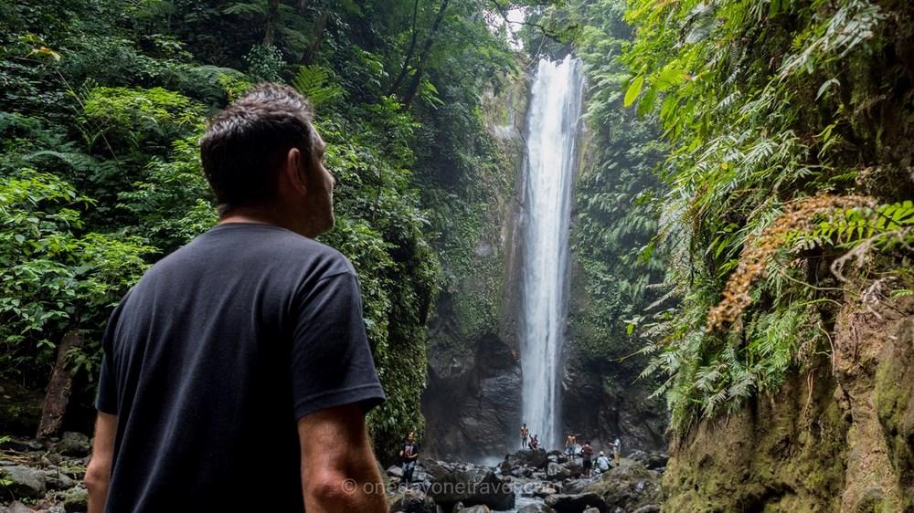 Casaroro cascade Negros Franck Philippines