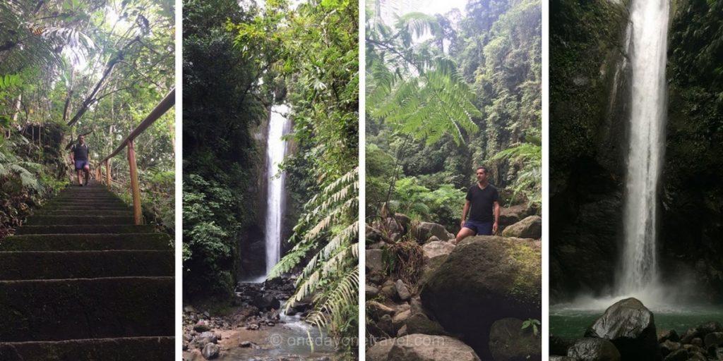 Casaroro falls blog voyage dumaguete