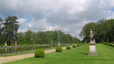 Photo of Visite du château de Breteuil dans les Yvelines, par Mireille
