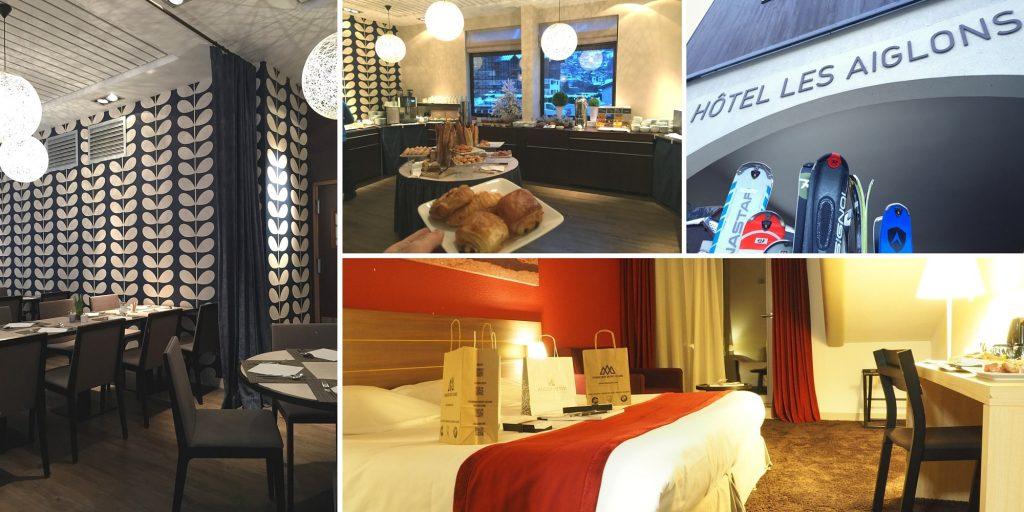 Chamonix hotel les aiglons