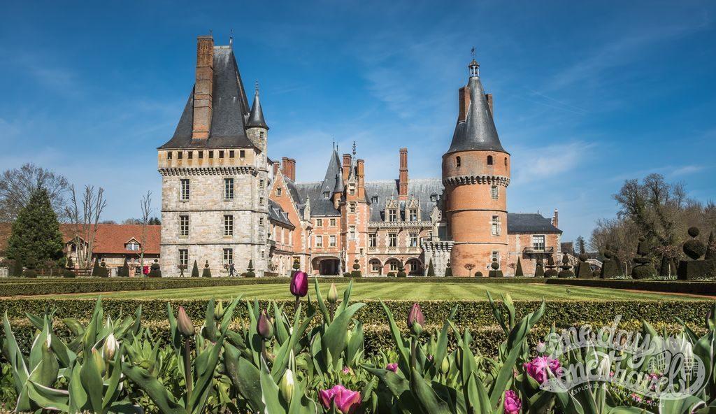 Château de Maintenon Blog Voyage