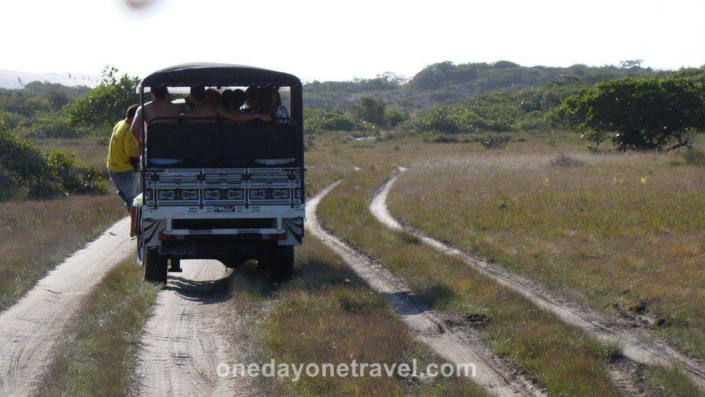 Comment aller à Jericoacoara Barreirinhas