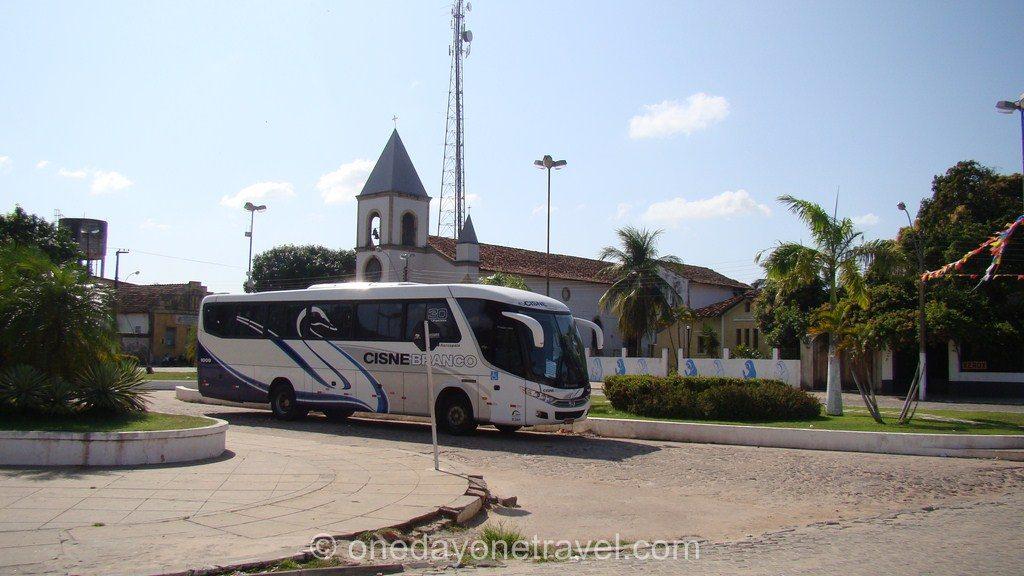 Comment aller à Jericoacoara bus sao luis barreirinhas