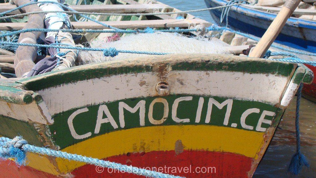 Comment aller à Jericoacoara camocim bateau