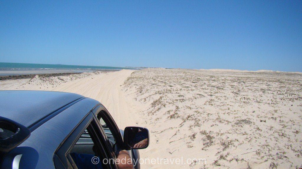 Comment aller à Jericoacoara plage jeep
