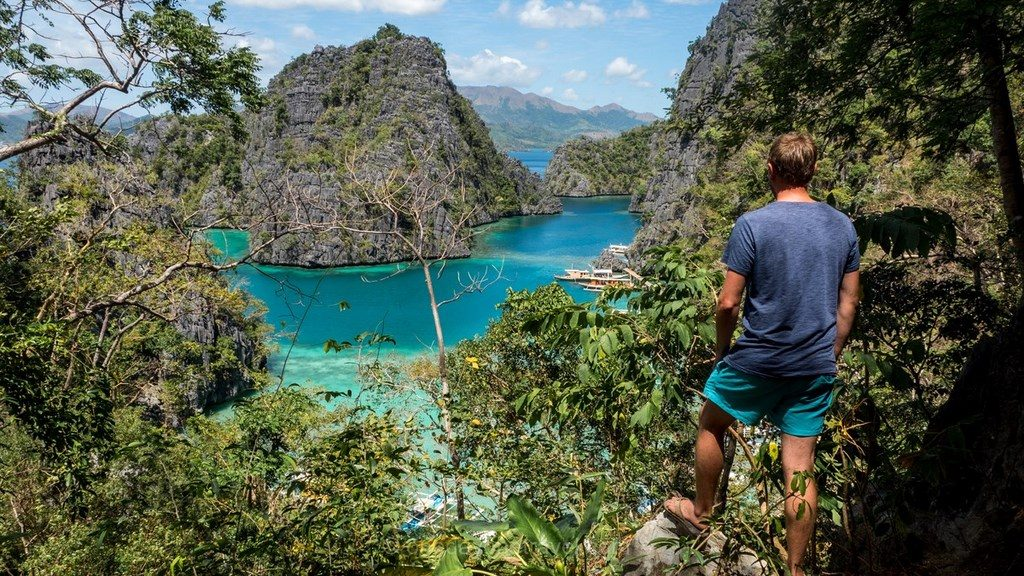 Kawangan Lagoon Coron Richard Blog Voyage OneDayOneTravel
