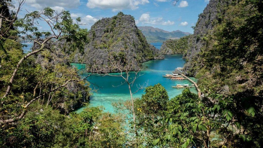 Coron Island Hopping Philippines best view