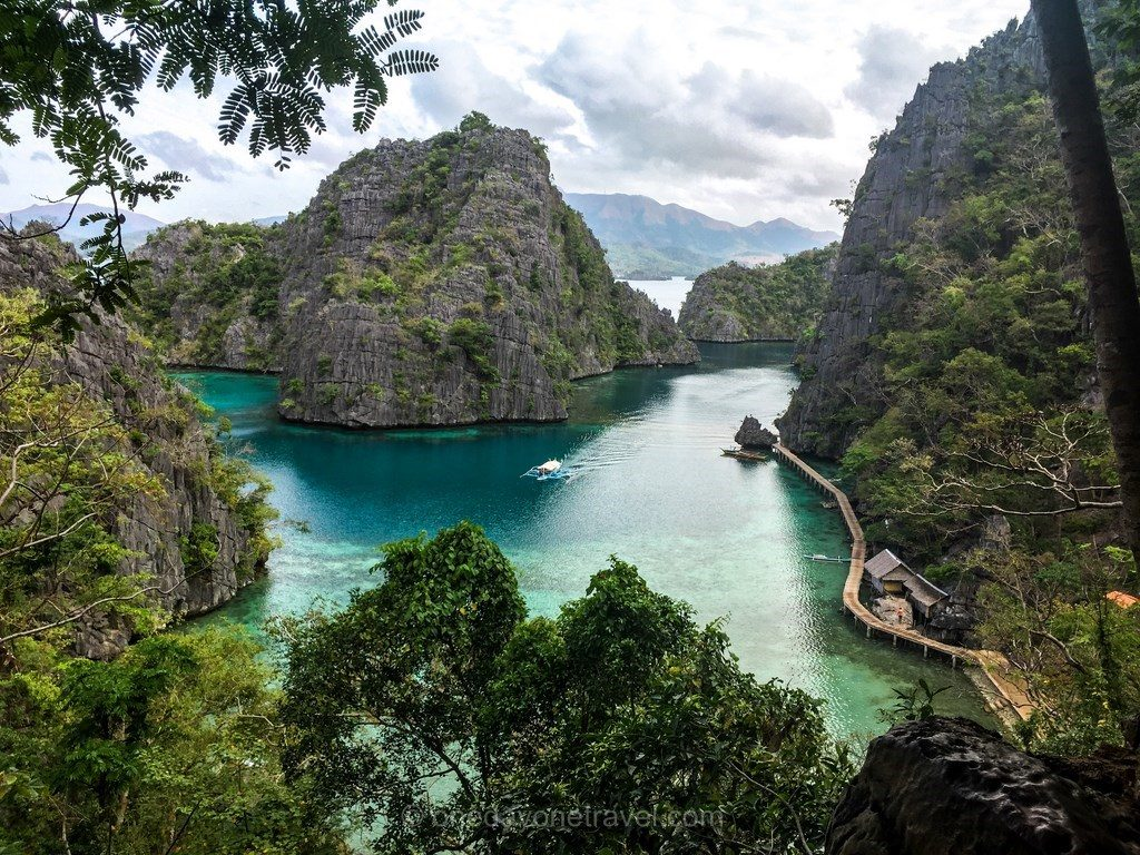 Coron Philippines Island Hopping vue