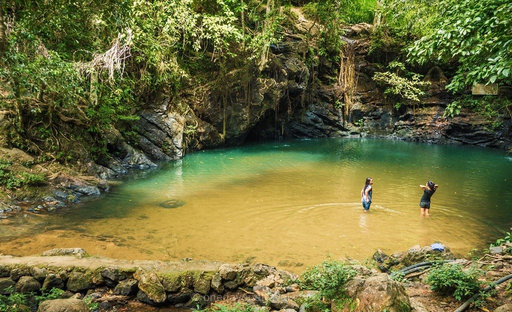 Coron Philippines concepcion waterfalls Philippines