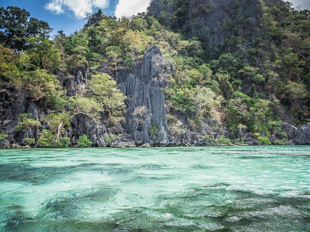 Coron Philippines island hopping turquoise