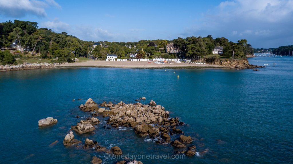 DRONE Finistere Bretagne côtes