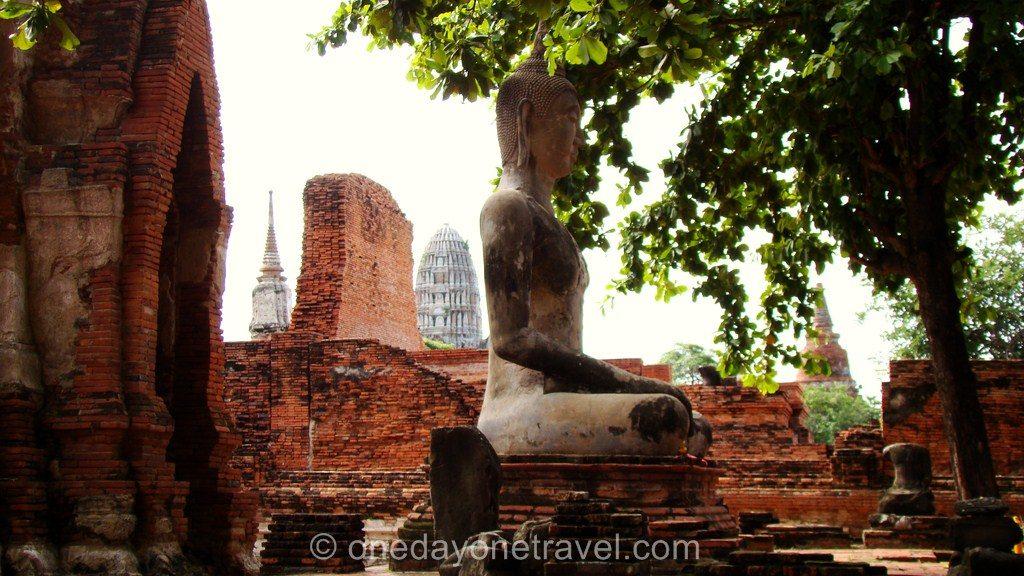 destinations paradisiaques Ayutthaya Thaïlande