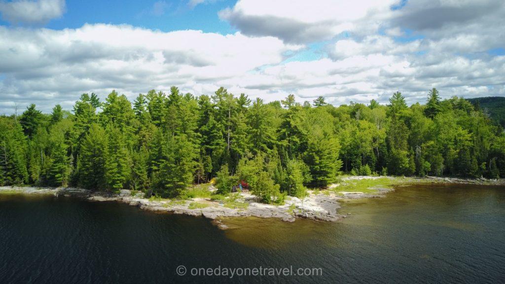 Destination de rêve Laurentides Poisson Blanc ila lac