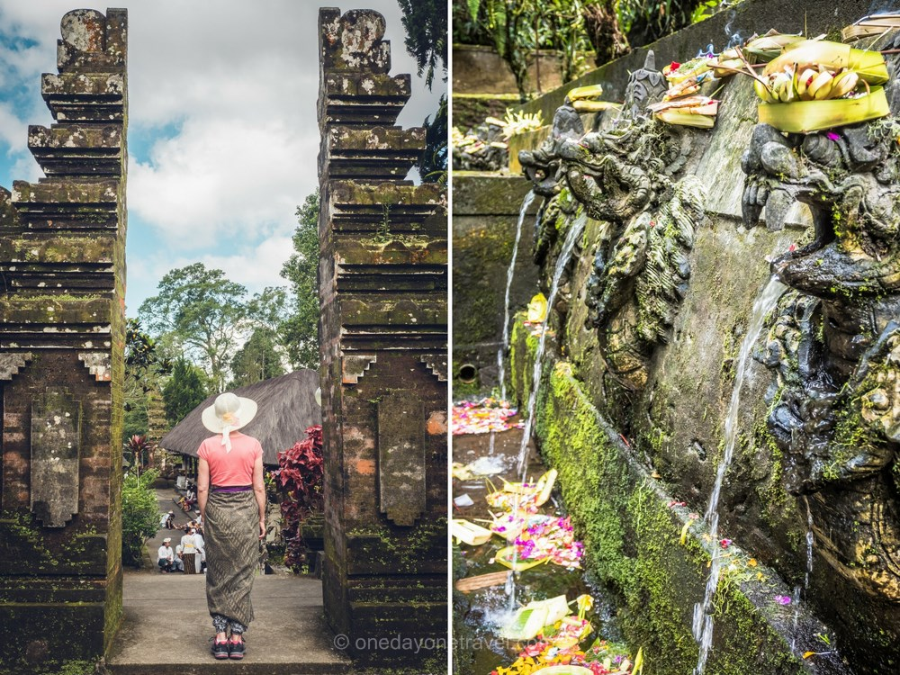 Destinations de rêve Le Bali authentique temples