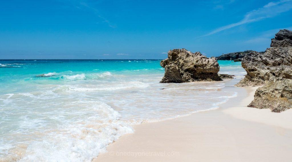 Destination de rêve Les Bermudes