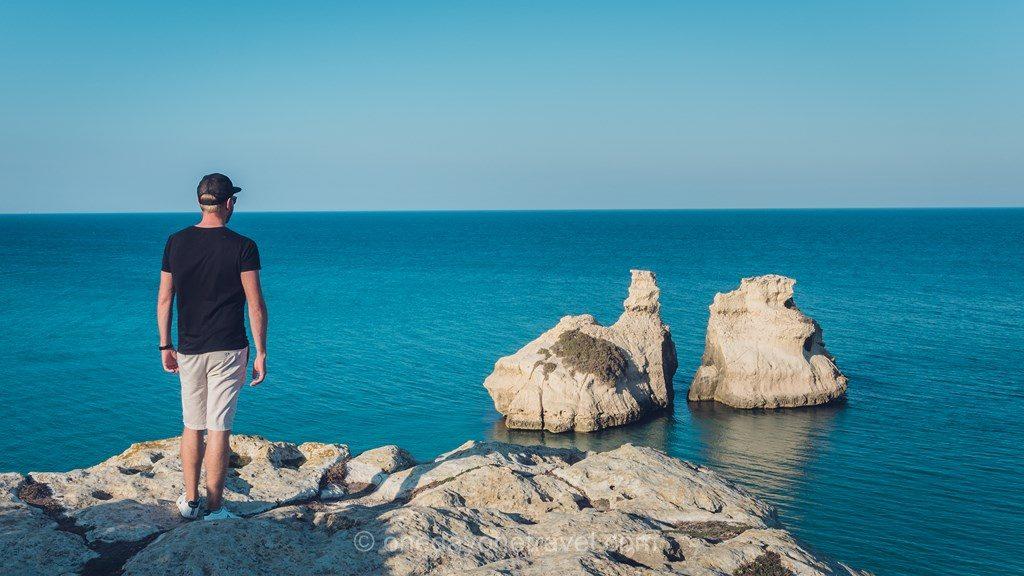 Destination de rêve Pouilles Salento Italie