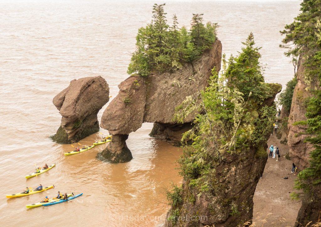 Séjours hors des sentiers battus baie de Fundy