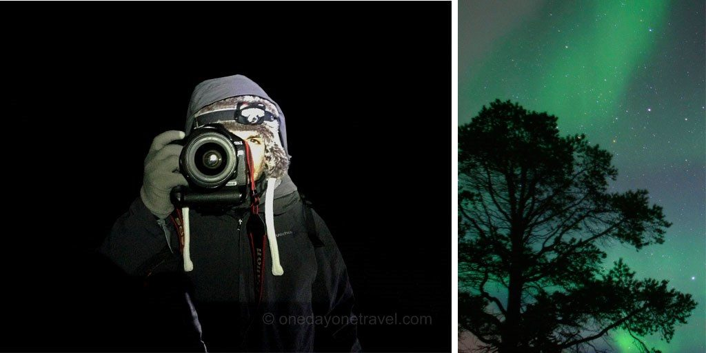 Sites touristiques incontournables franck canon aurore boreale laponie