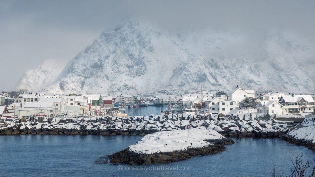 destinations paradisiaques Lofoten
