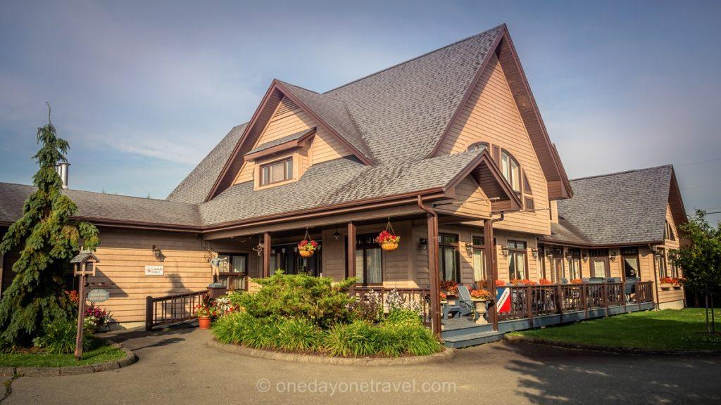 Edmundston Nouveau Brunswick Canada hotel