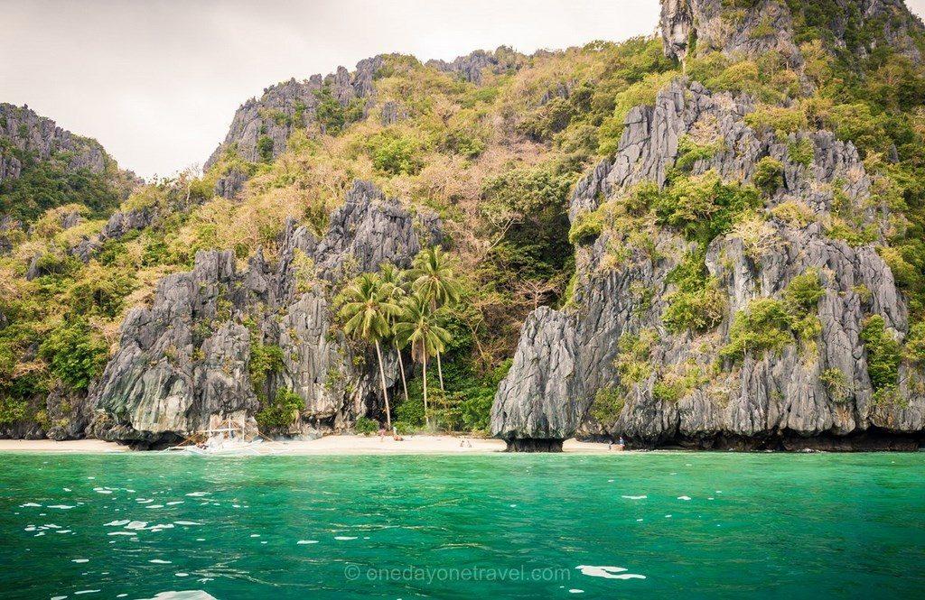 El Nido Island hopping Philippines