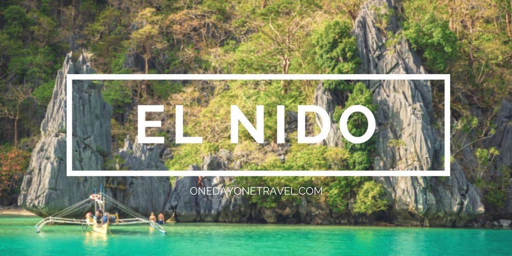 El Nido blog voyage Philippines