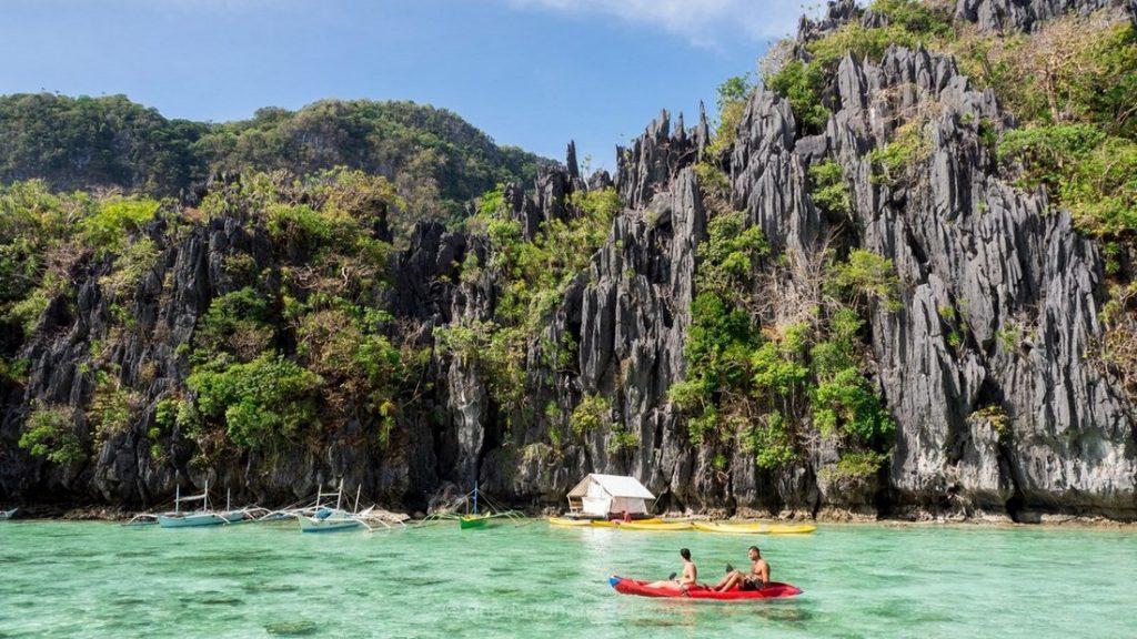 El Nido island Hopping Philippines blog voyage