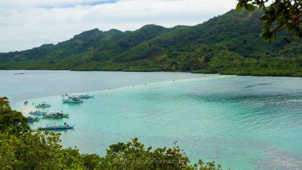 El Nido Snake Island destination de rêve