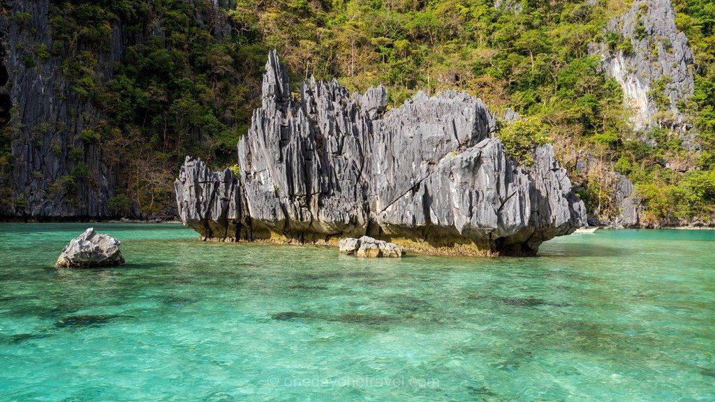 Philippines El Nido ile paradisiaque
