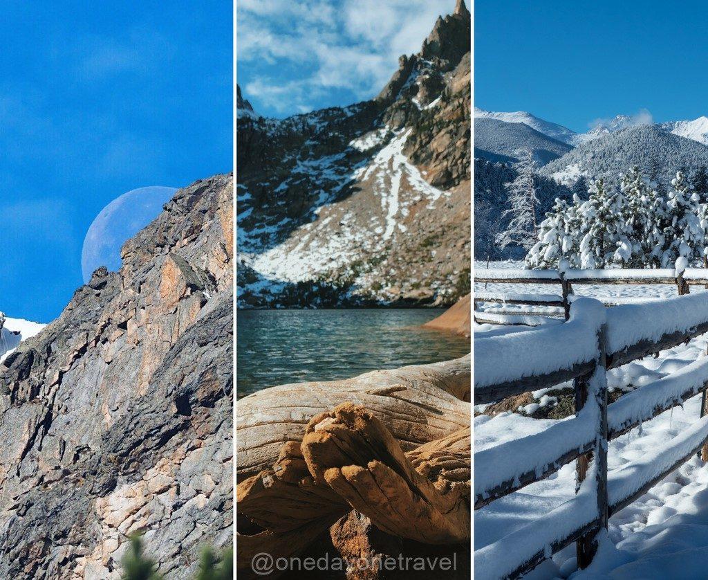 Estes Park Rocheuses Colorado
