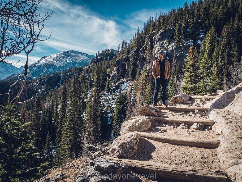 Estes Park Rocheuses Rocky Mountain National Park