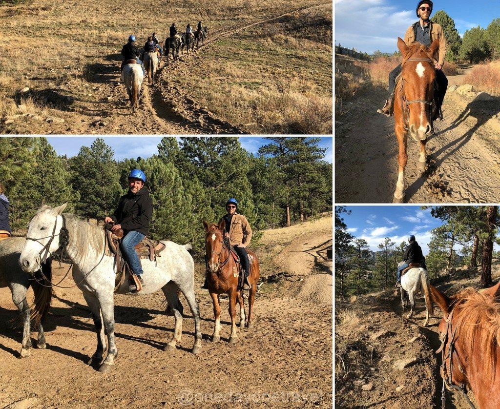 Estes Park Rocheuses Sombrero ranches