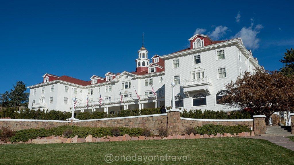 Estes Park Rocheuses Stanley hotel