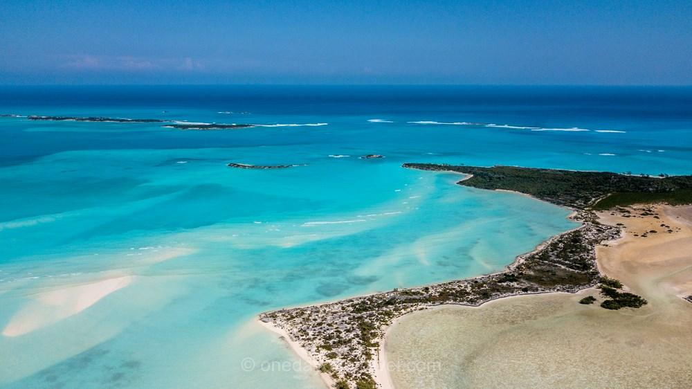 voyage aux bahamas exuma plage