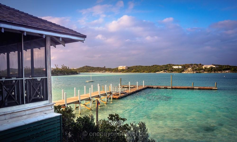 voyage aux bahamas Exuma Lumina Point