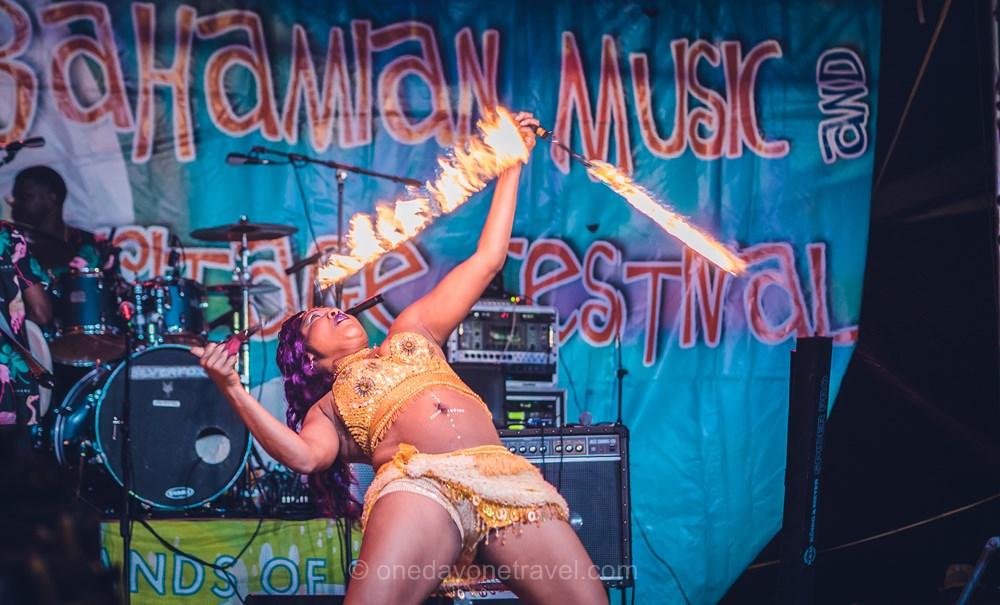 voyage aux bahamas exuma festival