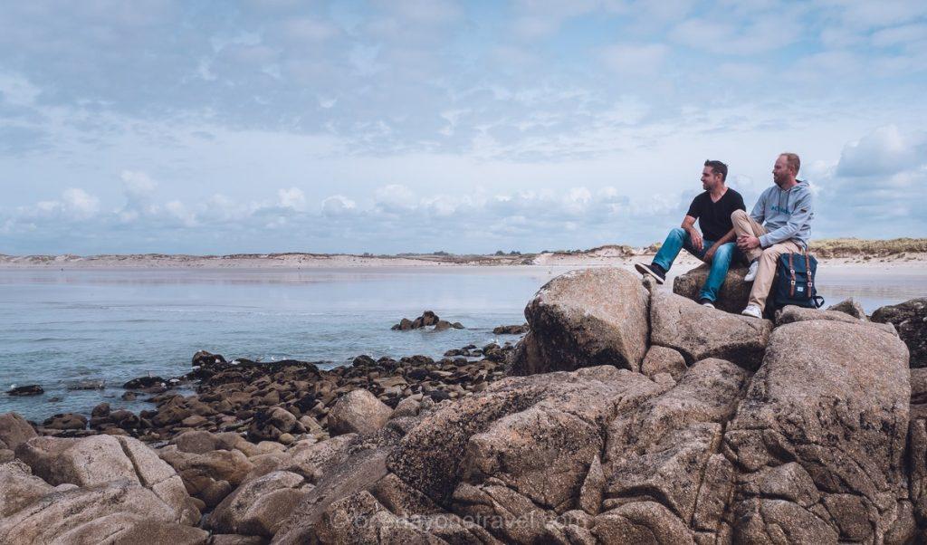 Finistere Bretagne Millevista franck richard plage