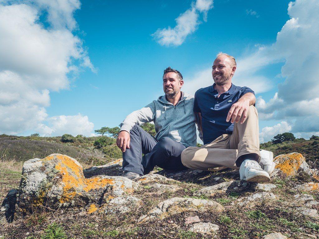 Voyage en Bretagne Franck Richard blogueurs voyage
